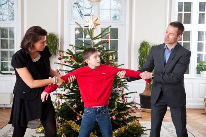 Børn har brug for ro i julen