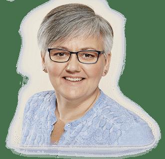 Bettina Vestergaard som gerne rådgiver dig i din skilsmisse
