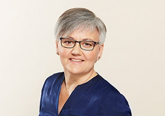 Det er Bettina Vestergaard som underviser på KIFF kursus i Fælles Forældreansvar