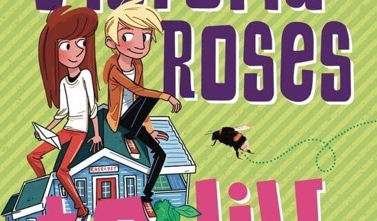 Bogen Victoria Roses - to liv