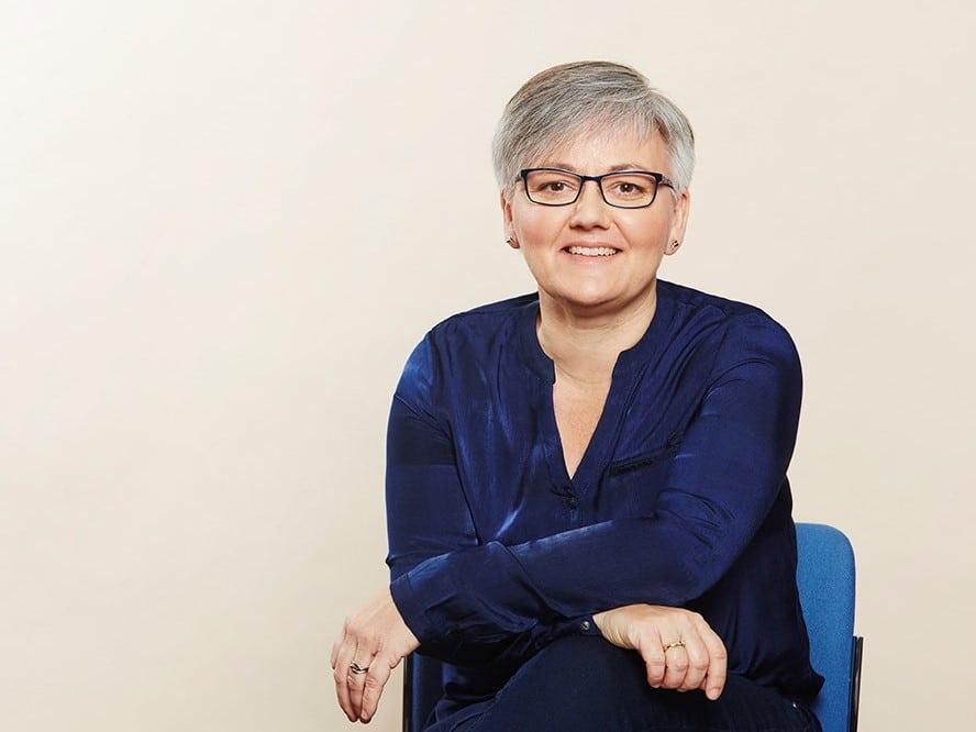 Bettina Vestergaard sidder klar - skilsmisse rådgivning