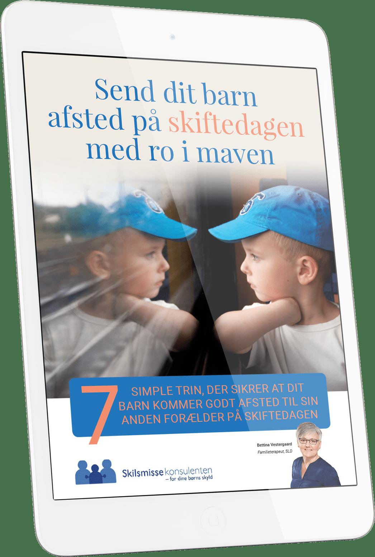 Dreng på vej- Guide til skiftedagen