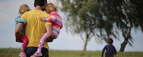 hvordan fortæller man børn om skilsmisse