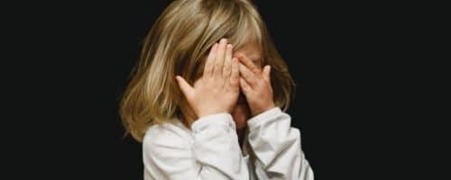 psykisk vold mod børn