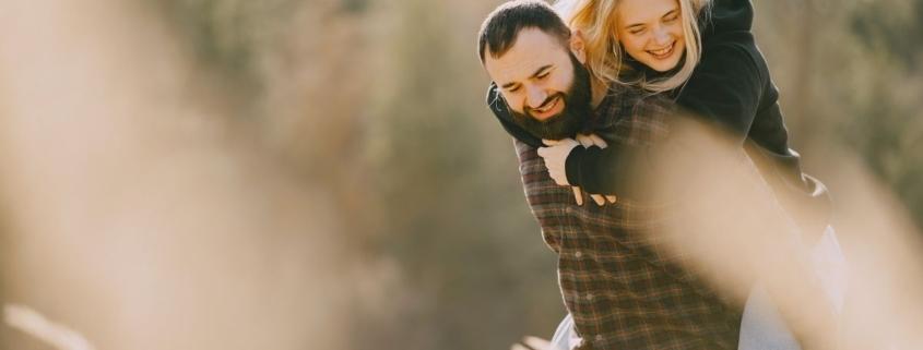 Ny kaereste efter skilsmissen